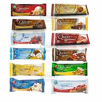 Quest Protein Bar Variety Pack Choose Your Variety Multiple Variety Selection
