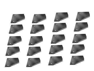 10780 Overseeder Blade Set Bluebird 539005970 Set of 20