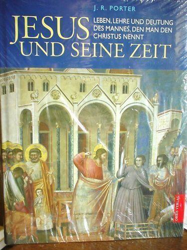 1 von 1 - Porter - Jesus und seine Zeit - OVP - (9619