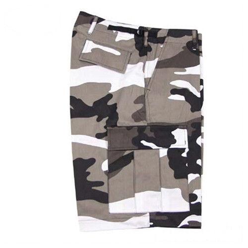 Bermuda Short kurze Cargo Hose Vintage Army Military Shorts  XS S M L XL XXL 3XL