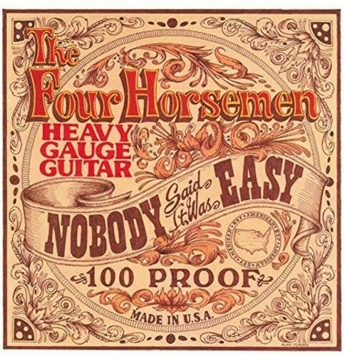 Four Horsemen - Nobody Said It Was Easy [New CD] Holland - Import
