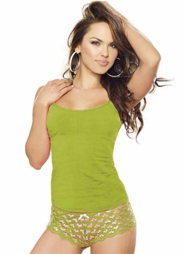 Women Plain Neon Coloured Lycra Vest Top Ladies Girls Army Vest Top Party Wear