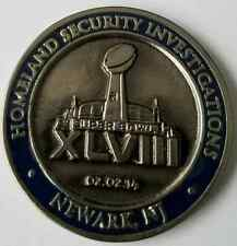 DHS HSI Homeland Security Investigations Newark NJ Super Bowl XLVIII 02-02-14