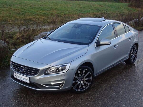 Volvo S60 2,0 D4 190 Momentum aut. - billede 1