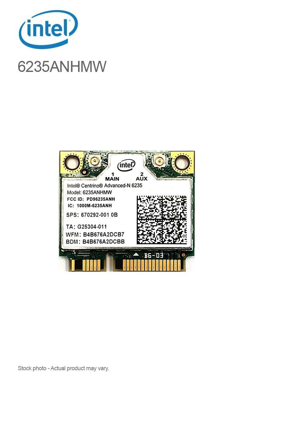 Dell DW1501 PCI-e Wireless Wlan Card Broadcom BCM94313HMG2L Half Hight 802.11n