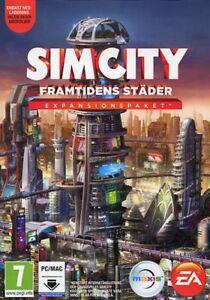 Pc Spiel Simcity Sim City 5 Städte Der Zukunft Erweiterung Code In