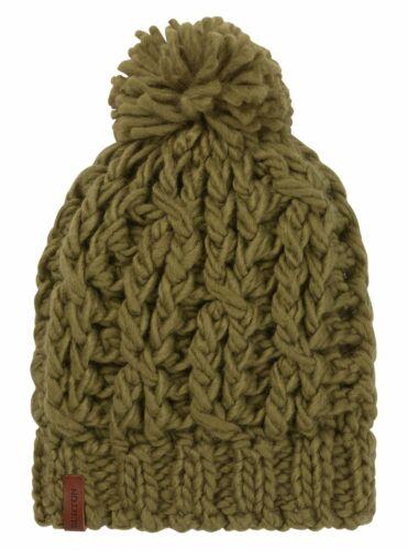 Burton W Kismet Beanie Oliv Damen Kopfbedeckung Größe One Size  Farbe Martini Ol