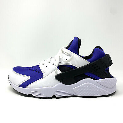 Nike Air Huarache Run SE Running Persian Violet White Black Mens 11  AT4254-100   eBay