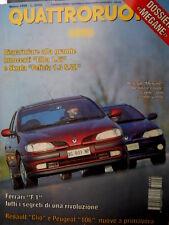 Quattroruote 485 1996 Ferrari Formula 1. Pronta la Bertone Slalom. Bravo/a [Q87]