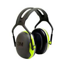 3M PELTOR Optime X Series Premium Quality Ear Defender - X4A