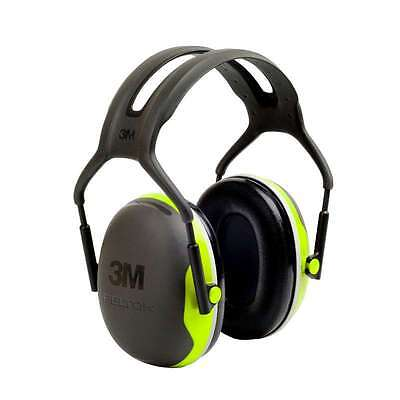 3M PELTOR Optime X Series Premium Quality Ear Defender - X4A Head band