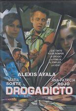 DROGADICTO (ARMAGEDON FILMS) NEW DVD SEALED