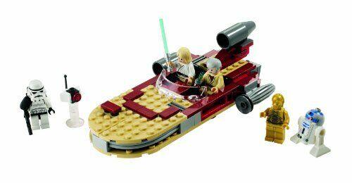 Lego Estrella Wars Luke Feng Air Line 8092f   s