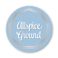 AllSpice 315 Preprinted Water Resistant Round Spice Jar Labels Set 1.5/""