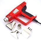 Hot Air Heat Gun 2000-Watt Temperature Paint Stripper DIY Tool Accessories