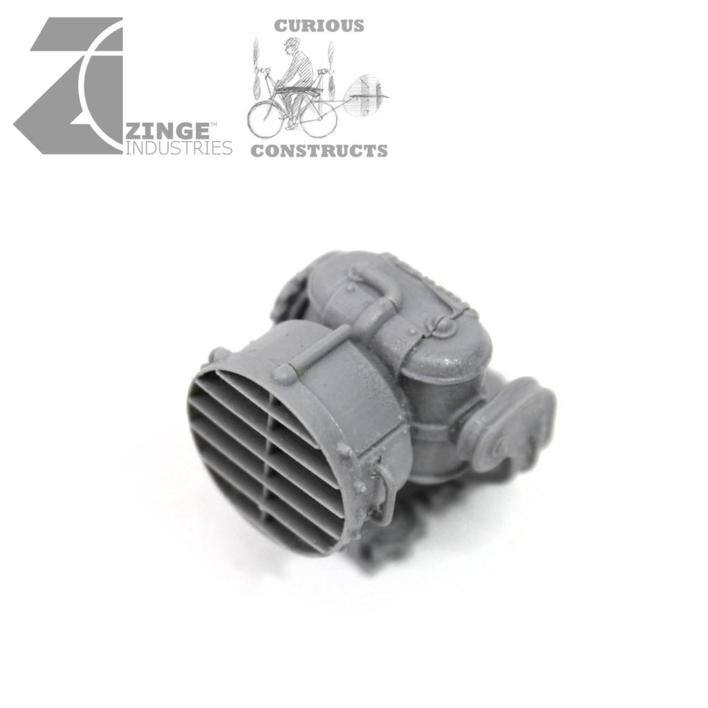 Zinge Zinge Zinge Industries Steampunk estática