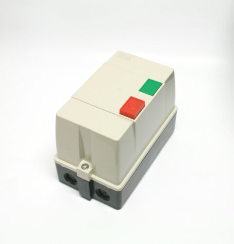 E Stop Motor Starter Compressor Saw Grinder 0.5Hp to 12HP Enclosed Start Stop