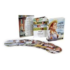 Anne Of Green Gables: The Complete Kevin Sullivan Restoration [DVD Set, 8-Disc]