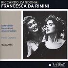 Riccardo Zandonai: Francesca da Rimini (CD, Nov-2011, 2 Discs, Walhall)