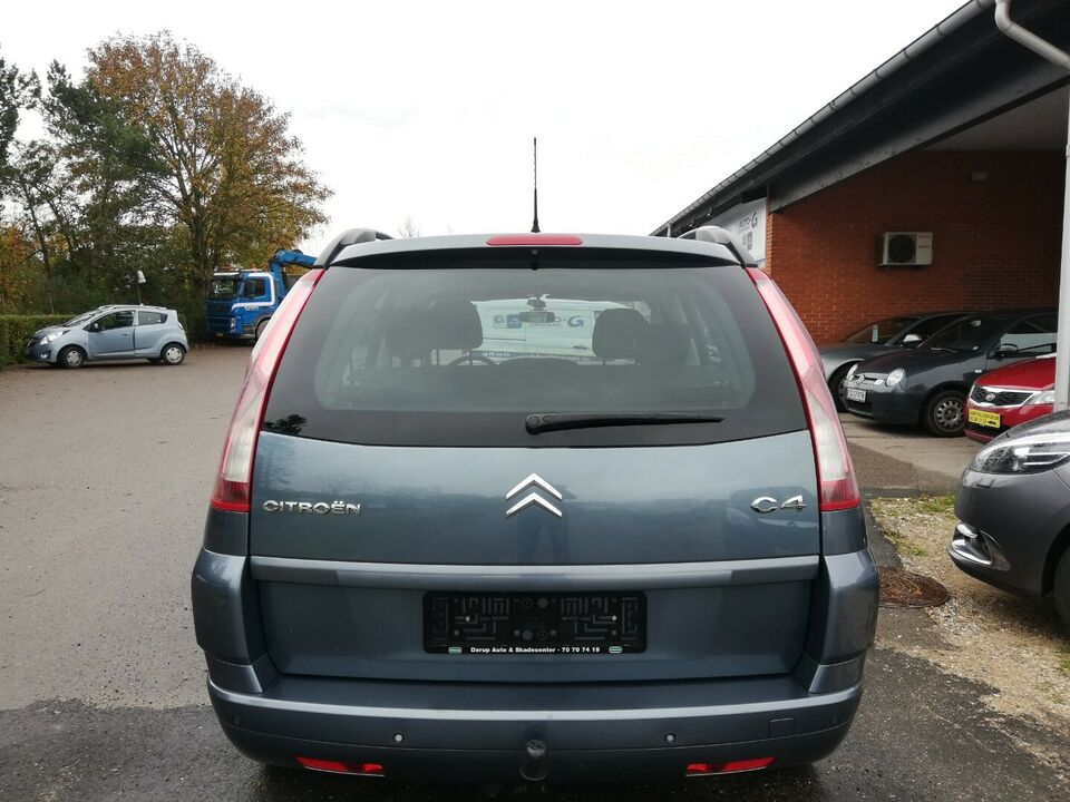 Citroën Grand C4 Picasso 1,6 HDi 110 Seduction E6G 7prs