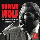 The Absolutely Essential 3cd Collection Howlin' Wolf Audio CD
