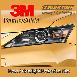 Headlight Protection Film By 3m For 2011 2015 Lexus Ct200h Ebay