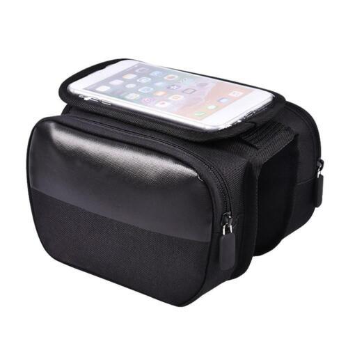 Bike Bicycle Motorcycle Waterproof Phone Case Bag Handlebar Mount Holder GPS New