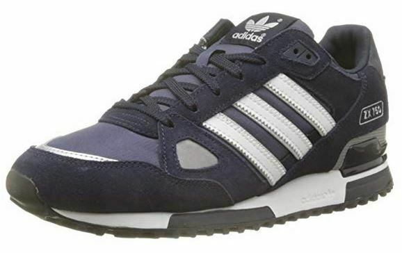 taburete Brote Persona enferma  2017 adidas ZX 750 Mens Fashion Running Retro Style Casual Shoes Trainers  Navy UK 7 for sale online | eBay