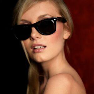Unisex-Sunglasses-Black-Frame-Black-Lenses-Goth-Rock-Emo