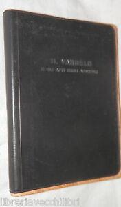 IL-VANGELO-E-GLI-ATTI-DEGLI-APOSTOLI-Libreria-Editrice-Fiorentina-1961-Bibbia-di