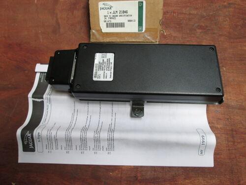 TYPE PORTABLE PHONE SUPPORT ELECTRONIC UNIT JLM 21046  GENUINE JAGUAR S