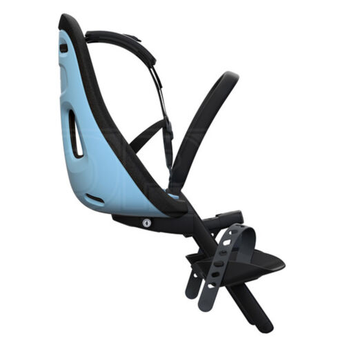 - Single Front - Aquamarine Thule Yepp Nexxt Mini Child Bike Seat 12080114