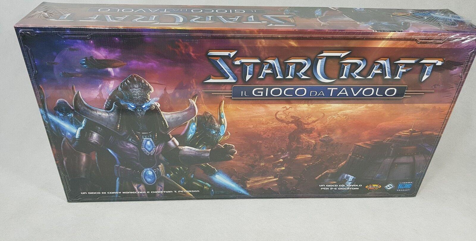 Starcraft - The Board Game - BNIB Still Still Still in Shrink wrap NEW d3994a