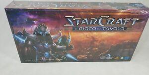 Starcraft - Le jeu de société bnib toujours dans une enveloppe rétractable New ita, 2007