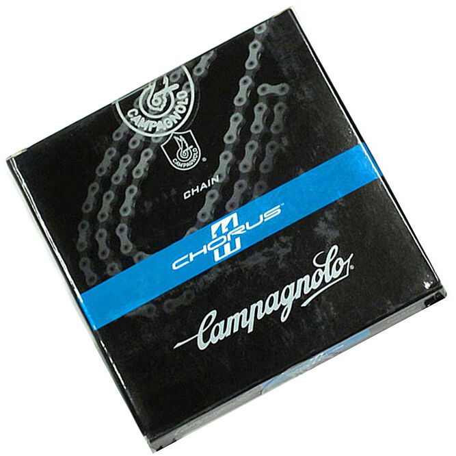 NEW 2018 Campagnolo CHORUS ULTRA Narrow 11 Speed Chain Fit Record, Super CN9-CH1