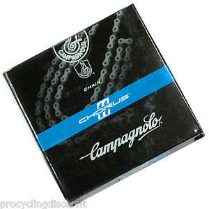 NEW-2018-Campagnolo-CHORUS-ULTRA-Narrow-11-Speed-Chain-Fit-Record-Super-CN9-CH1