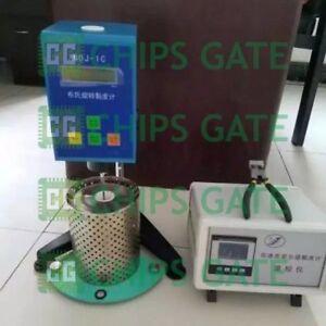 Details about 1PCS Digital Brookfield Rotational Viscometer Viscosity Meter  NDJ-1C Fluidimet