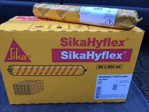 L-9-17-Sika-Hyflex-Facade-250-Karton-20-Stk-600-ml-versch-Farben