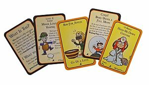 Munchkin-Halloween-Pack-Booster-Adds-4-Cards-Expansion-Steve-Jackson-SJG-1513
