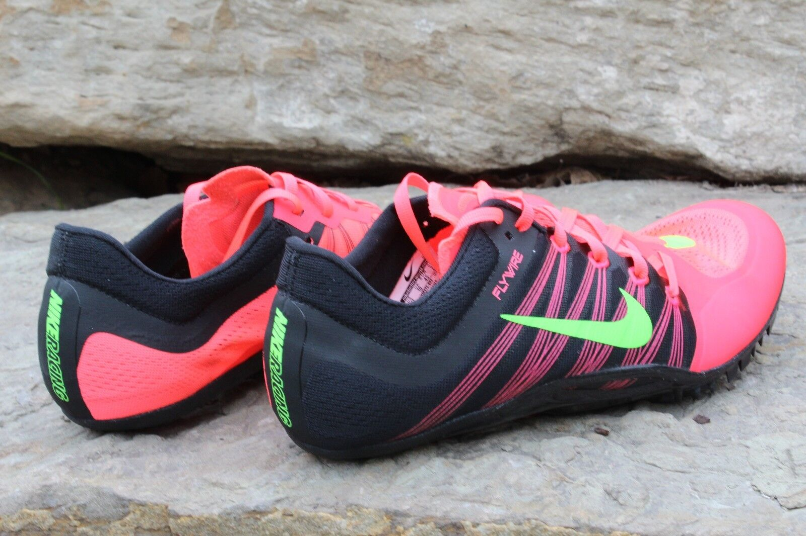 16 neuen nike - fliegen 2 sprint spikes track 705373 männer größe 11-12.5 crimson 705373 track 603 63046b