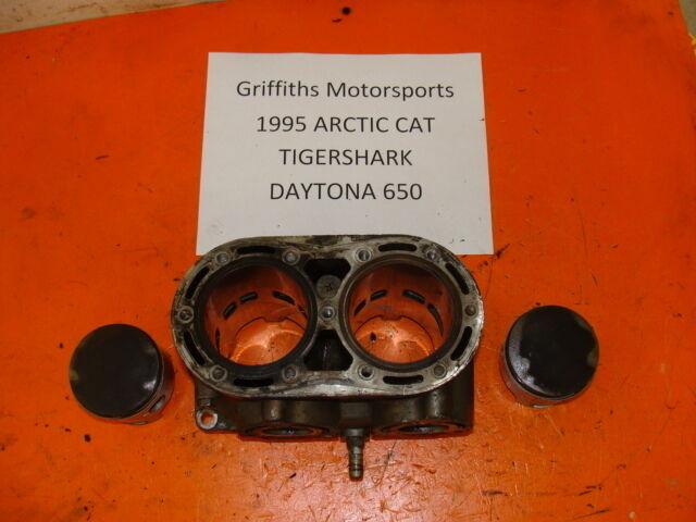 95 96 94 97 Arctic Cat Tigershark 650 640 Daytona Zylinder Kolben Ringe 640 650 639cc 73d64b