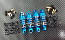 Aluminum Alloy Front+Rear Adjustable Shock Damper Fits Traxxas LaTrax Rally 1/18