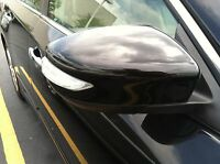 2013-2016 Nissan Altima Painted Right Side Mirror Cap/cover - With Signal Lens