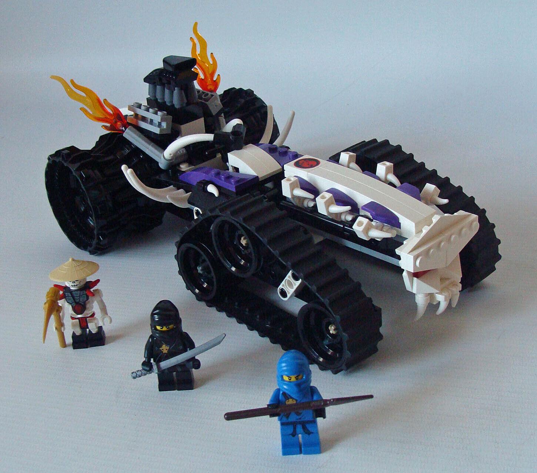 Lego® Ninjago 2263 - Turbo Shrotder 7-14 Jahren Gebraucht Used