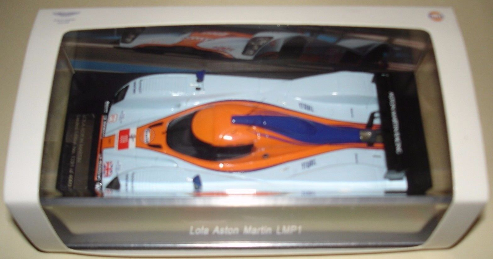 Aston Martin Racing Collection LIMITED EDTION 1 43 Lola AMR LMP1 No.1291 del 4000