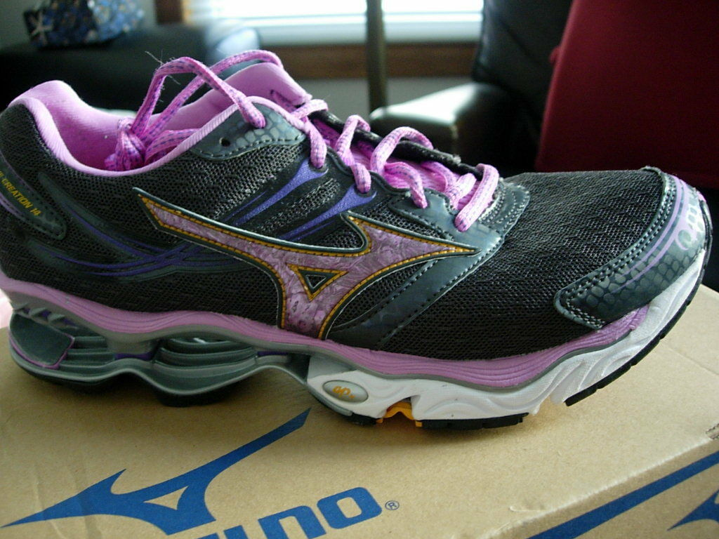 Mizuno Wave Creation 14, Donna  6