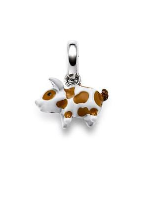 Silber Independent Viventy Charms Clip Anhänger Schwein 761952 925/ Clothing, Shoes & Accessories