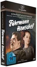 Fuhrmann Henschel - nach Gerhart Hauptmann mit Nadja Tiller - Filmjuwelen DVD