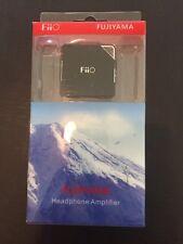 FiiO E6 Portable Audio Headphone Amplifier