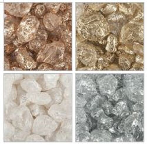 Glasbrocken GOLD -39 GLAS BROCKEN 1 kg Glassteine 20-40 mm Glasbruch 1000 g